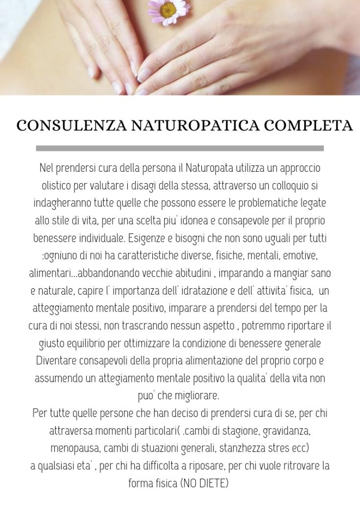 consulenza naturopatica nuovo